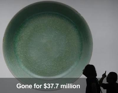 Chinese Ceramic Dish honk kong