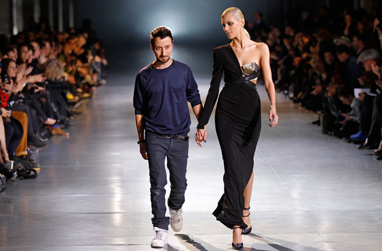 Eniwhere Fashion - Anthony Vaccarello