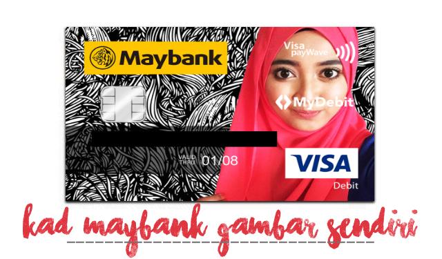 Maybank card