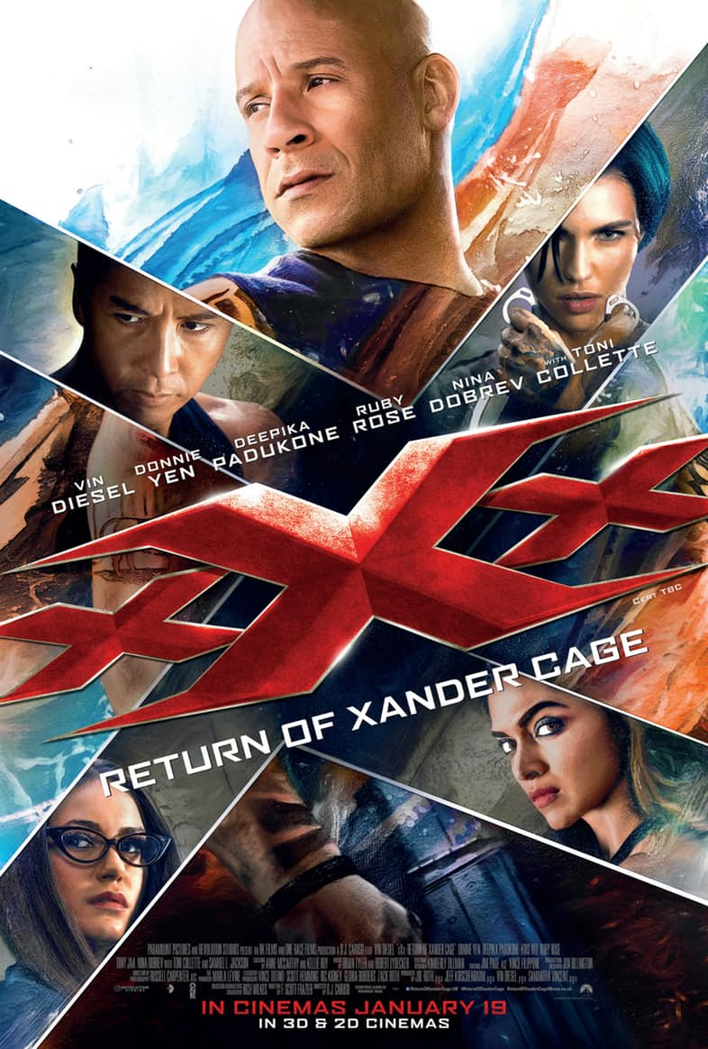 Triplo xXx – Reativado Legendado