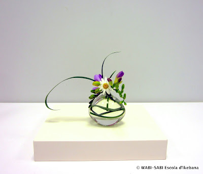 Ikebana-mini ikebana-freestyle