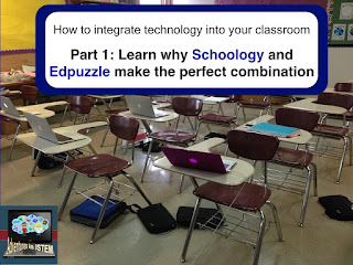 Part 1: Learn why Schoology and Edpuzzle make the perfect combination