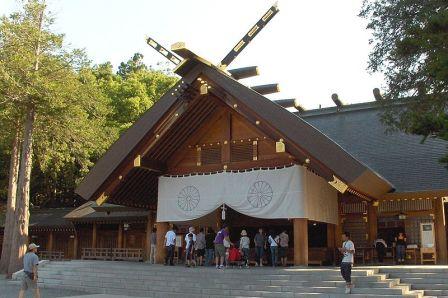 Kuil Hokkaido, Sapporo