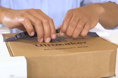 Unboxing de productos tecnológicos