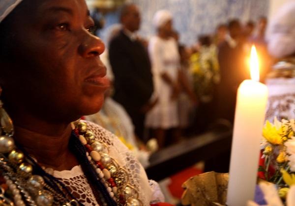Festa da Irmandade de Nossa Senhora da Boa Morte, em Cachoeira. Foto: Elói Corrêa/GovBA
