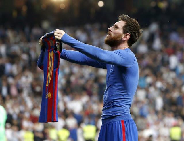 Kỉ lục mới chờ Leo Messi ở Siêu kinh điển