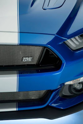 2017 Shelby GTE Exterior and interior