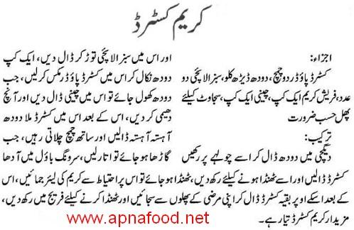 Cream Cake Recipe Without Oven In Urdu