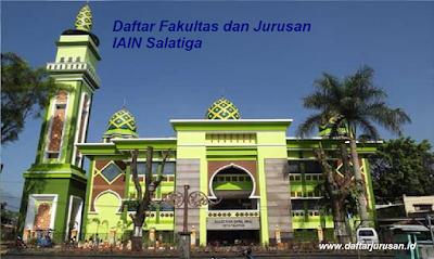 Daftar Fakultas dan Jurusan IAIN Salatiga