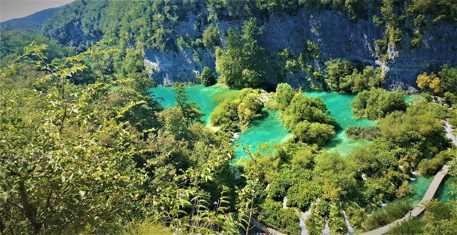 PLITWICE: lazurowo-turkusowe Jeziora Chorwacji