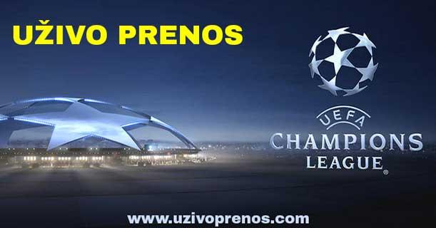 Liga šampiona uživo prenos preko interneta
