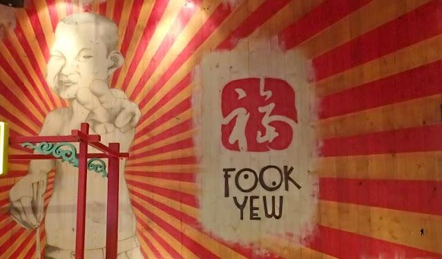 Nuansa China Klasik di Fook Yew Gandaria City