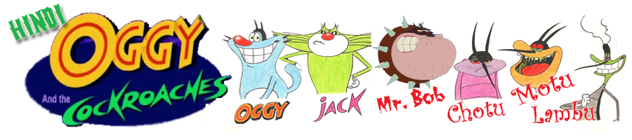 Toon Network Indiadownload Oggy Cockroaches Hindi Episodes