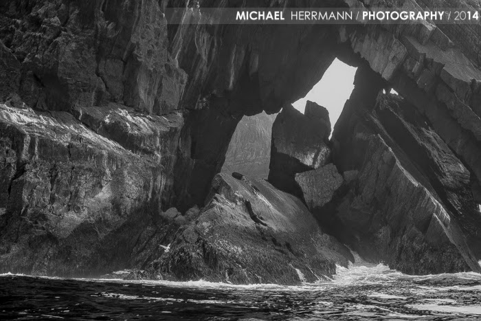 skellig beag, photography