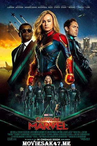 Captain Marvel (2019) English