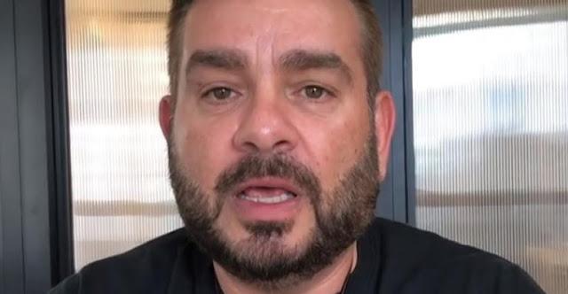 Marcos Chiesa Bola sai do Panico