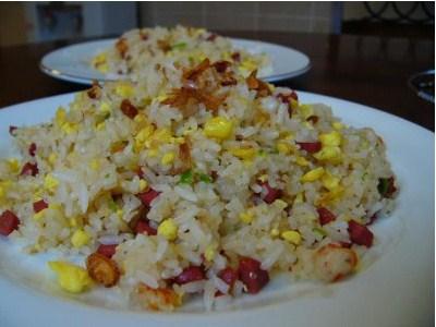 Resep Nasi Goreng Oriental Khas China - naresep.com
