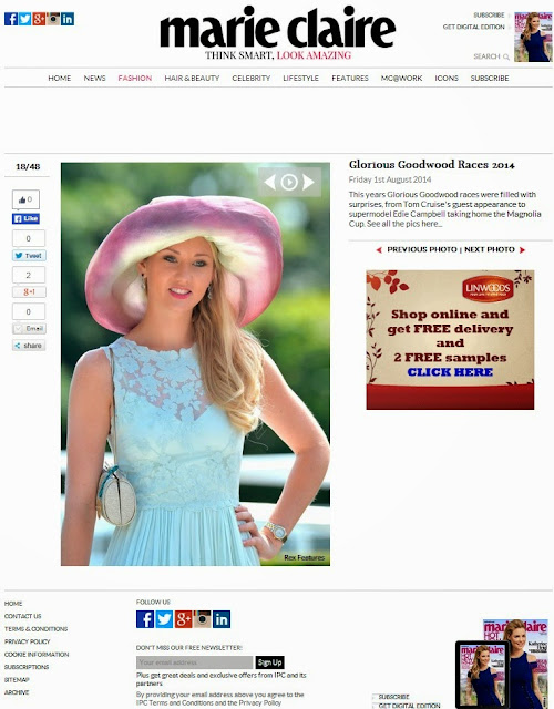 Glorious Goodwood Fashion