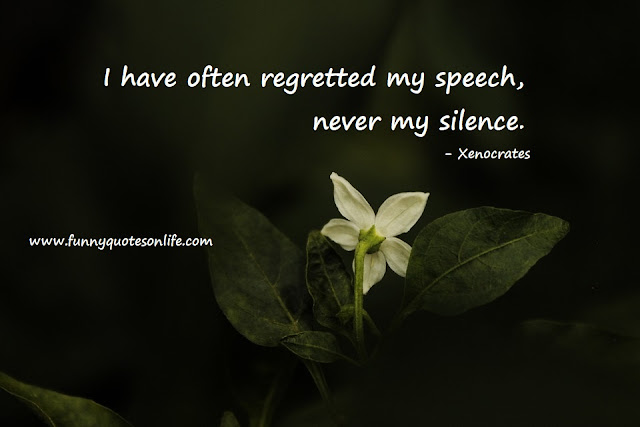 patience and silence quotes