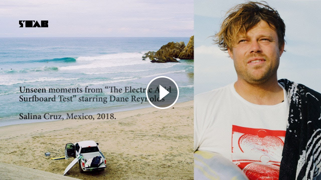 Unreleased A Footage Of Dane Reynolds In Mexico