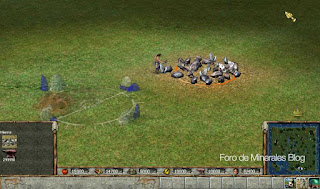 mina de hierro  Empire earth