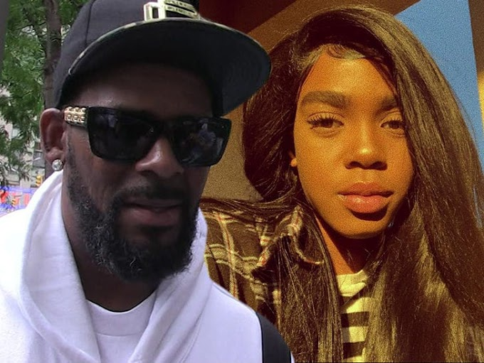 R. Kelly's Daughter Calls Her Father a 'Monster' in Emotional Statement