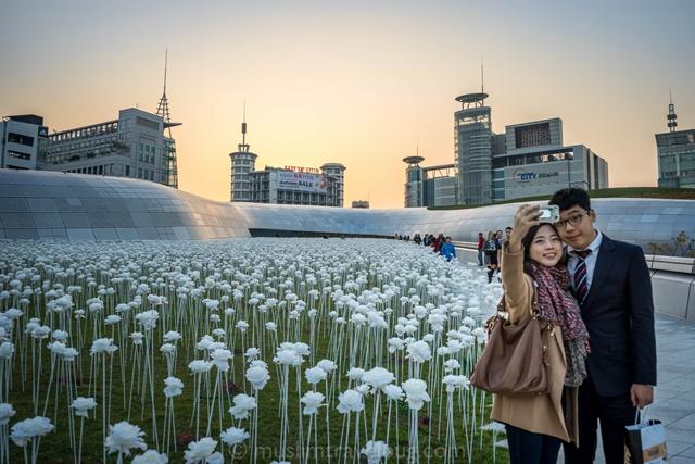 Pakej Percutian Bajet Murah Ke Korea