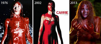 Podcast Beta 000 - Carrie, a estranha (76, 2002, 2013)
