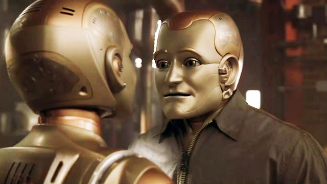 Robin Williams - Bicentennial Man