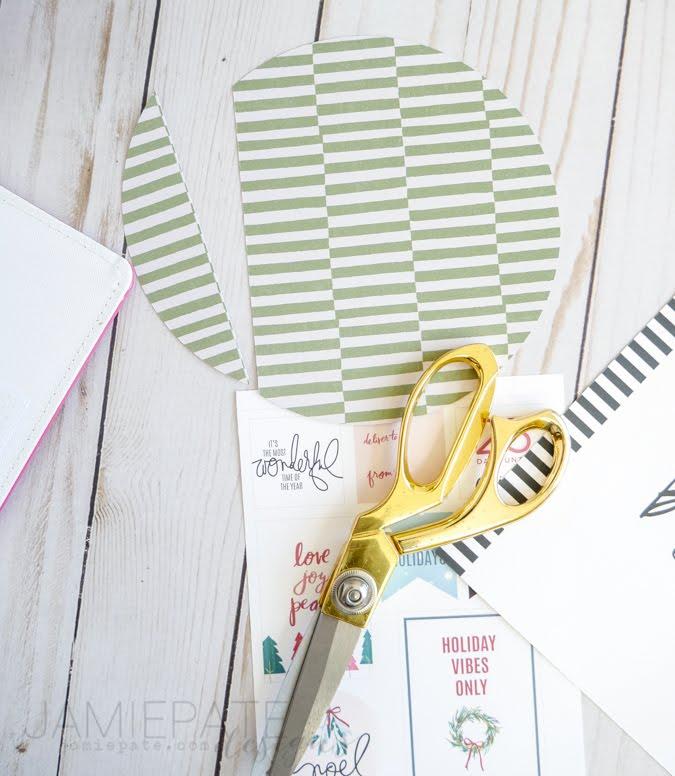 Heidi Swapp Holiday Planner Freebie by Jamie Pate   @jamiepate for @heidiswapp