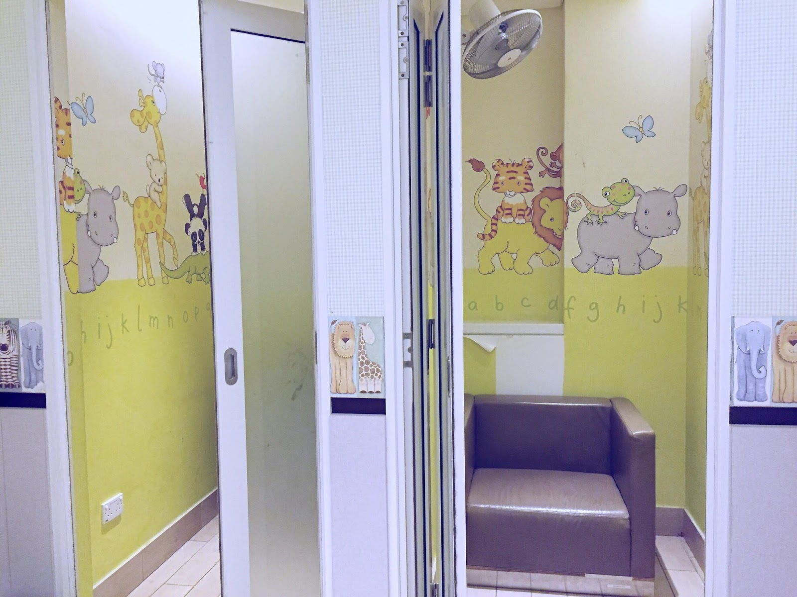Infant Stroller Singapore Bedok Mall Nursing Room Baby Room Location Travel With