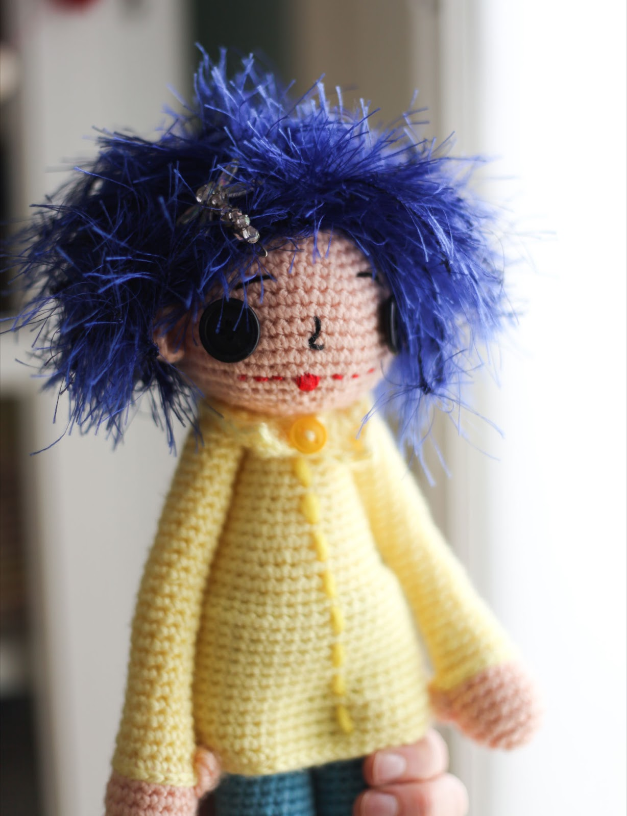 Crochet elf doll amigurumi pattern - Amigurumi Today | 1600x1228