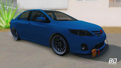 Download mod carro Toyota Corolla Society Vnzla para GTA San Andreas, GTA SA PC