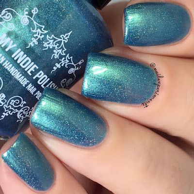 My Indie Polish Queen's Quay swatches Indie Expo Canada 2018 exclusive