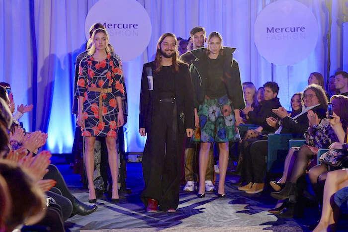 Mercure Fashion Night, Gdańsk, Hotele, Patryk Wojciechowski, Paulina Sykut-Jeżyna, Mercure Gdańsk Stare Miasto, moda
