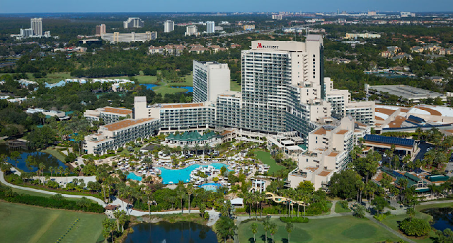 Hotel Marriot's Orlando World Center