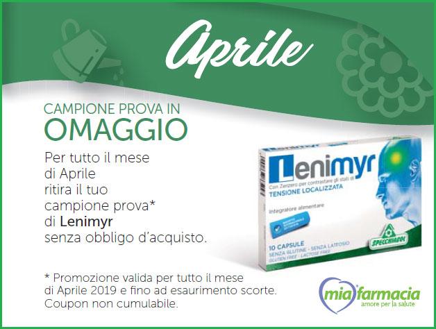 clicca qui per stampare il coupon dell'integratore lenimyr