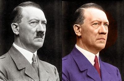 Wie Hitler heute aussehen würde - Spaßbilder zum lachen