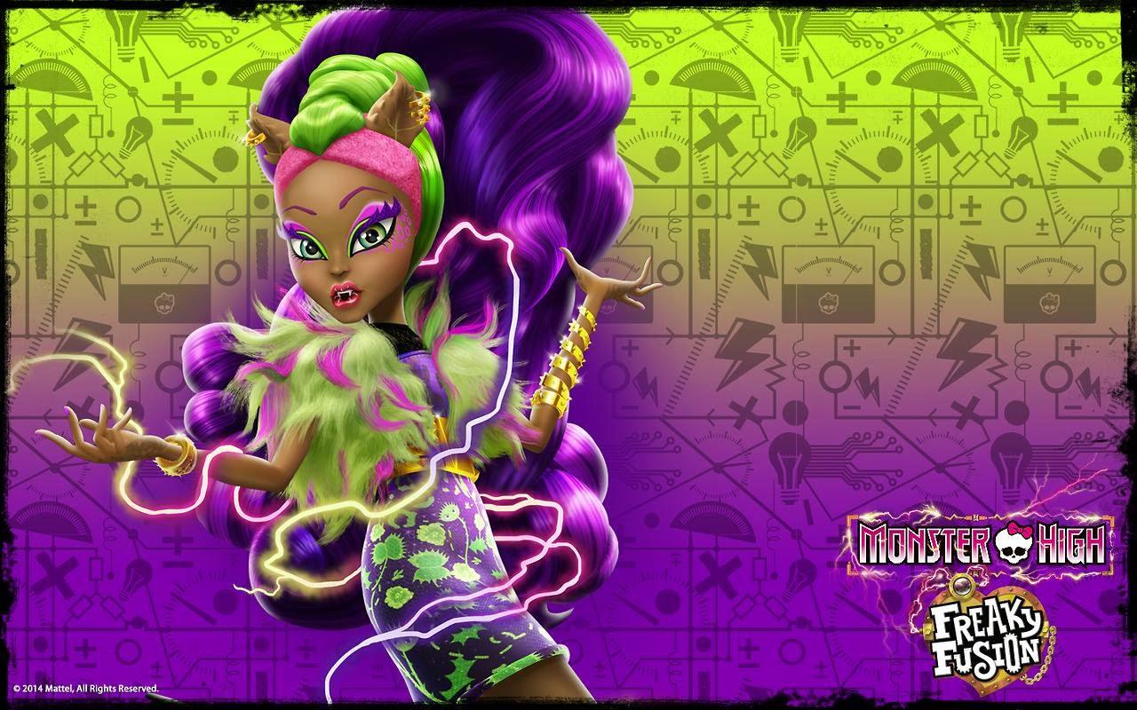 Fondos De Pantalla De Monster High: MONSTRUO-PERFECTAMENTE IMPERFECTOS !!: ¡TERROR-DESCARGAS