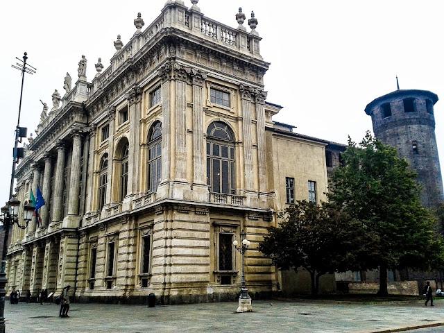 Palazzo Madama, Piazza Castello, Torino immagine