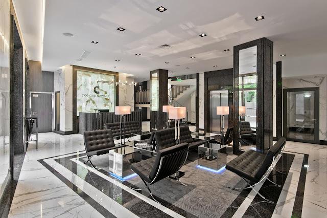 מלון קונגרס אווניו וילנה