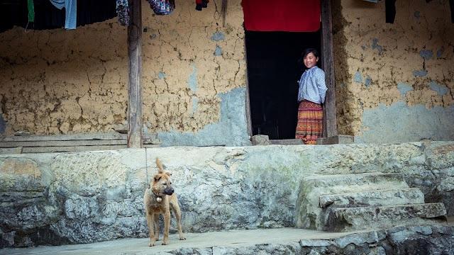 Pho Bang - a peaceful town on Dong Van Karst Plateau 2