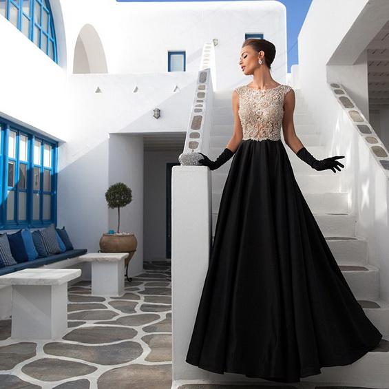 imagenes de vestidos modernos 2013