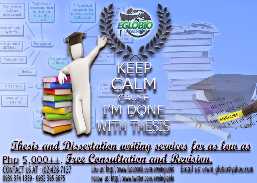 Conclusions recommendations dissertation