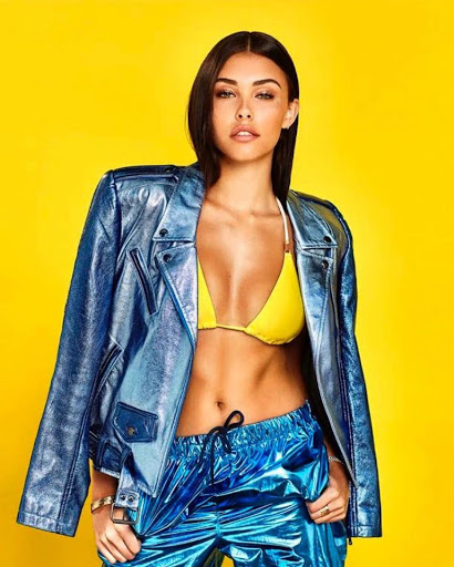 Madison Beer sexiest model photoshoot for Cosmopolitan Turkey magazine June 2017 cover issue