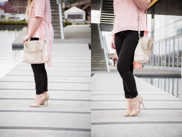 Springtime Blush_ Shoe and Bag