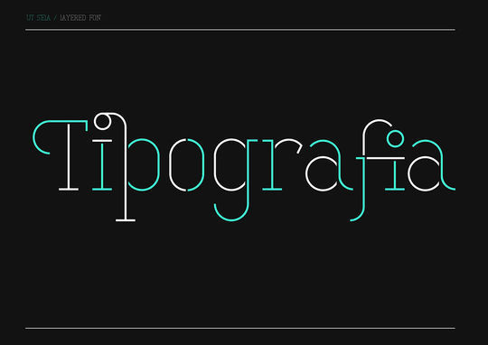 Stencil Free Fonts for Designers