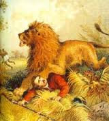 Il leone ingrato