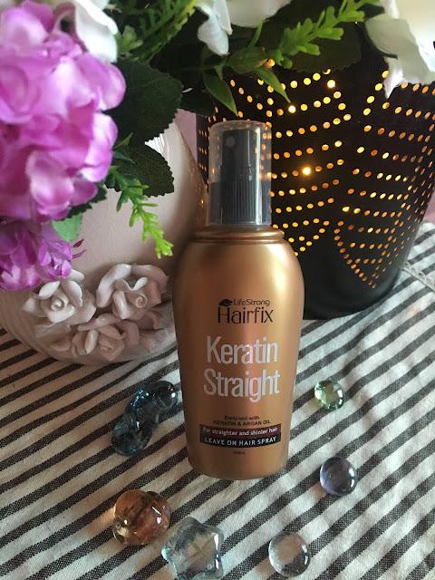#TSMRecommends: Hairfix Keratin Straight