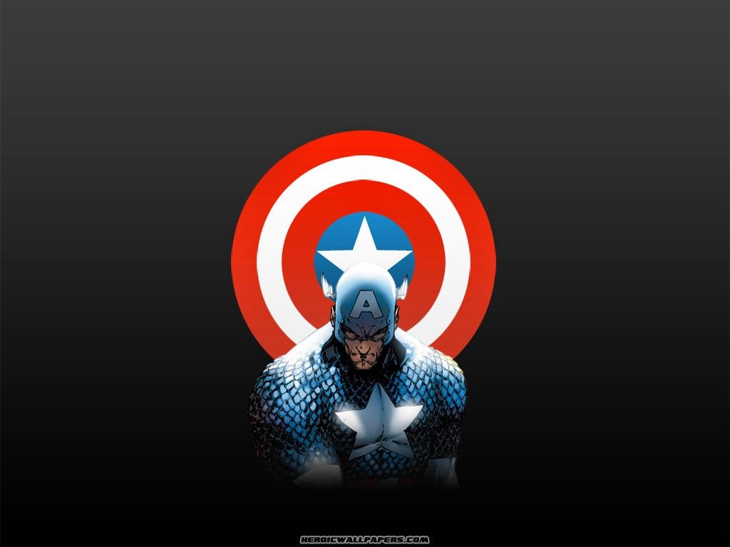Captain America Animation Cartoon HD
